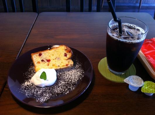 【上越】珈琲工房かさはらでのコーヒー&シフォンケーキ