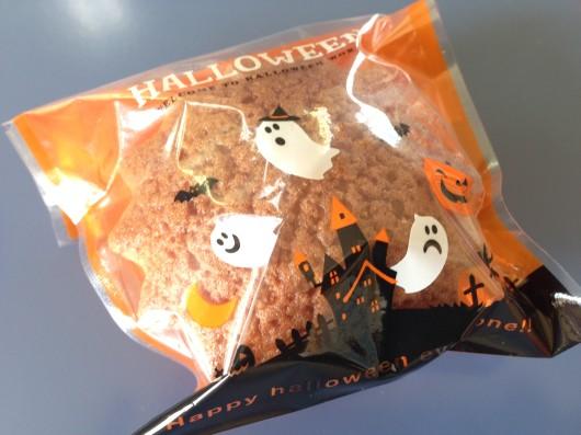 【上越】フランス菓子 レ・ドゥーのハロウィン限定マドレーヌ